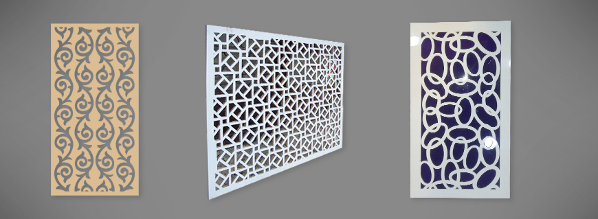 Acrylic Mdf Grill Manufacturer And Supplier In And Across Mumbai